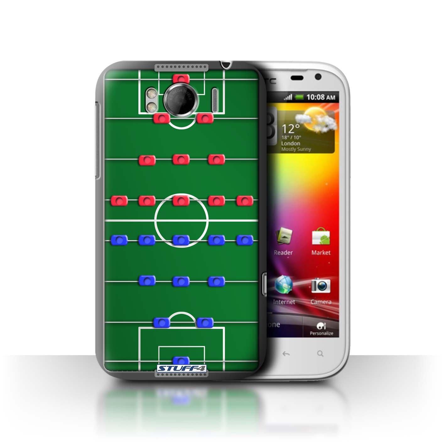 Carcasa/Funda STUFF4 dura para el HTC Sensation XL/G21 / serie ...