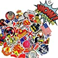 Premium Pack & Only Bag of 100+50 Bonus Pokemon & Vinyl Graffiti Decal Logo Stickers to Personalize laptops, Skateboard, Snowboard, Car, Helmet, Luggage, Bumpers, Bikes, Bicycles.By Pool Party! from pool party