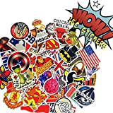 Premium Pack & Only Bag of 100+50 Bonus Pokemon & Vinyl Graffiti Decal Logo Stickers to Personalize laptops, Skateboard, Snowboard, Car, Helmet, Luggage, Bumpers, Bikes, Bicycles.By Pool Party!
