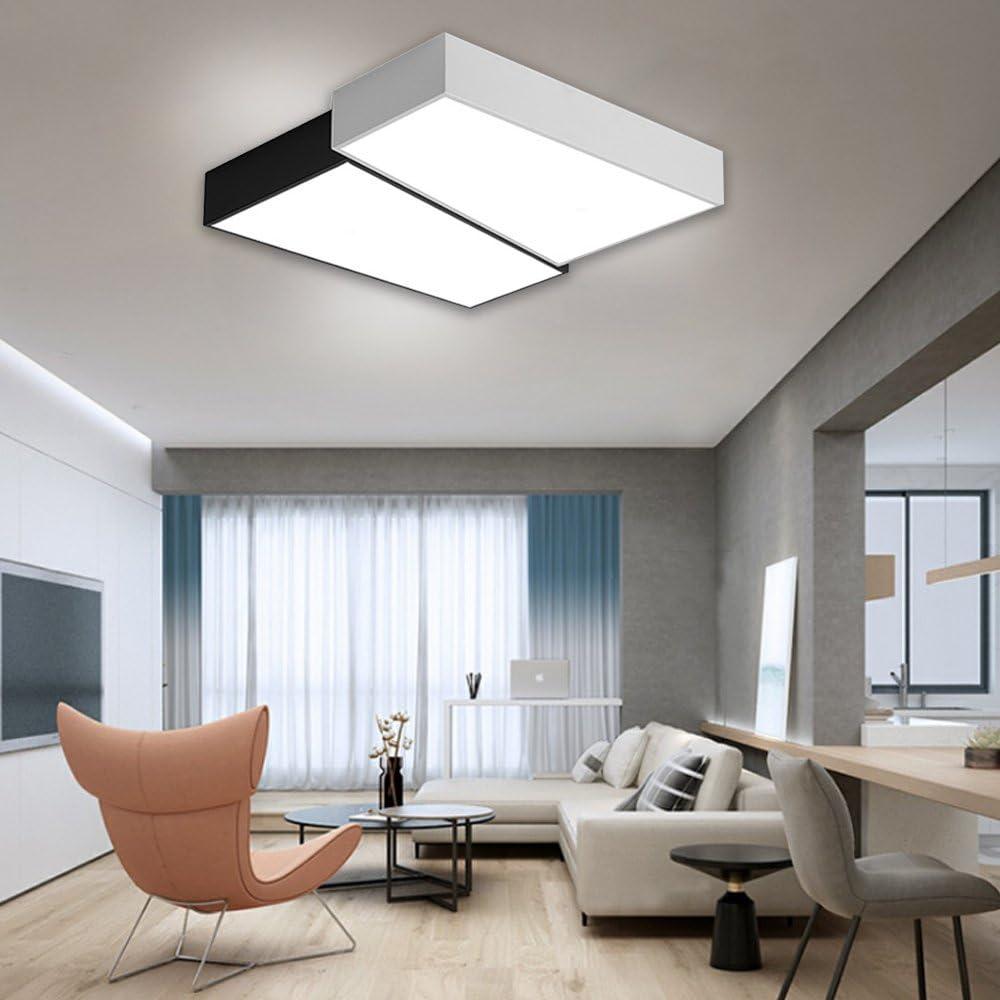 Modern Deckenlampe LED Postmodern metall Deckenleuchte Schwarz