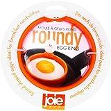 Joie Toast Egg Roundy Egg Ring 1 Pack Orange