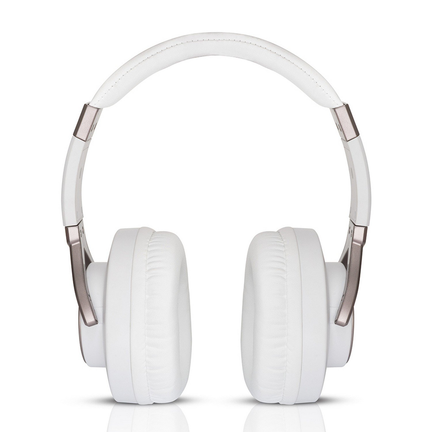 Motorola Pulse Max Over Ear Wired Headphones With Alexa White Buy Online In Cayman Islands Motorola Products In Cayman Islands See Prices Reviews And Free Delivery Over Ci 60 Desertcart