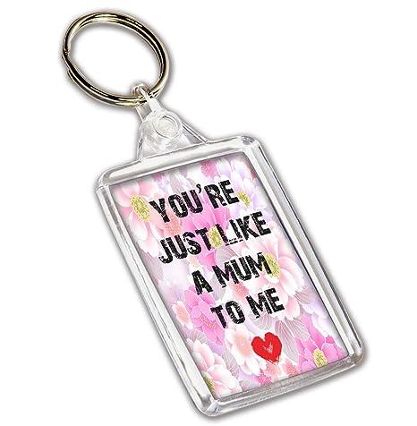 AKGifts Llavero con felicitación para el día de la Madre ...