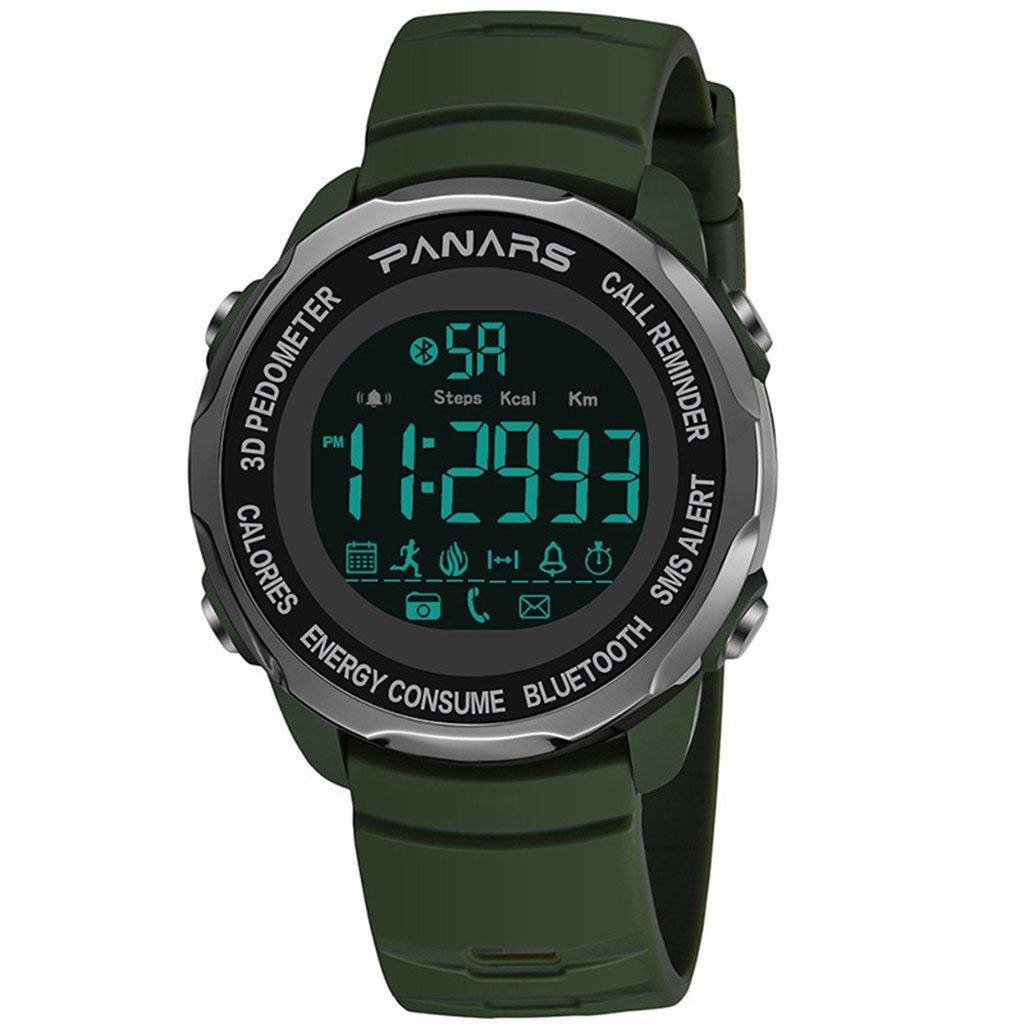 DSADDSD # Reloj Digital Impermeable para Hombre Reloj ...