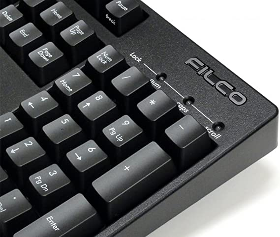 Filco Majestouch-2, NKR, Tactile Action, USA Keyboard FKBN104M/EB2