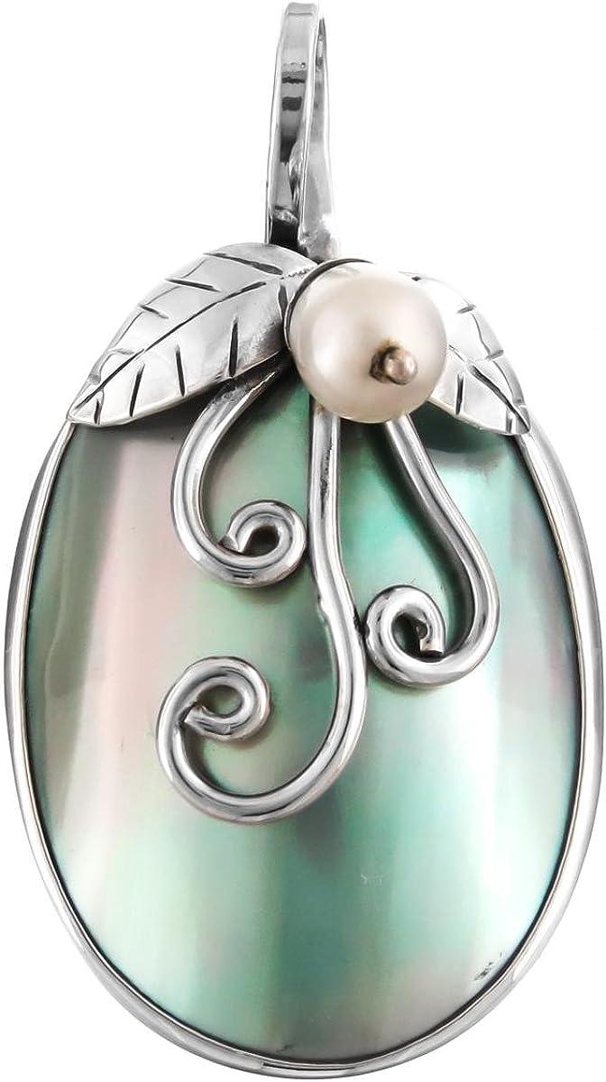 Abalone Shell Royal Pendant