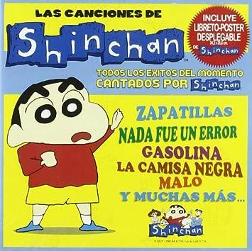 Las Canciones De Shin Chan: Shin Chan: Amazon.es: CDs y vinilos}