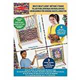 Melissa & Doug Wooden Multi-Craft Weaving Loom: Extra-Large Frame (57.80 x 41.91 cm)