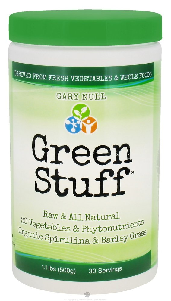 Green Stuff Powder (500 Grams) by Gary Null's