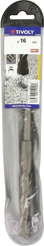 Tivoly 10900241600/Pro Concrete Drill Bit Diameter 16/Case
