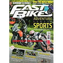 Fast Bikes Summer 2013 Issue 277 Magazine ADVENTURE VERSUS SPORTS: TALES FROM THE TRACKS King Of Roads: How BMW'S GS Gave Us The S 1000 RR TRACK ATTACK: HOW COMPROMISED IS A KTM ADVENTURE?
