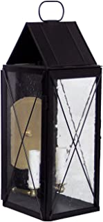 product image for Brass Traditions 371 SXDC Medium Thin Wall Lantern 300 Series 2-Light Cluster, Dark Antique Copper Finish 300 Series 2-Light Cluster Thin Wall Lantern