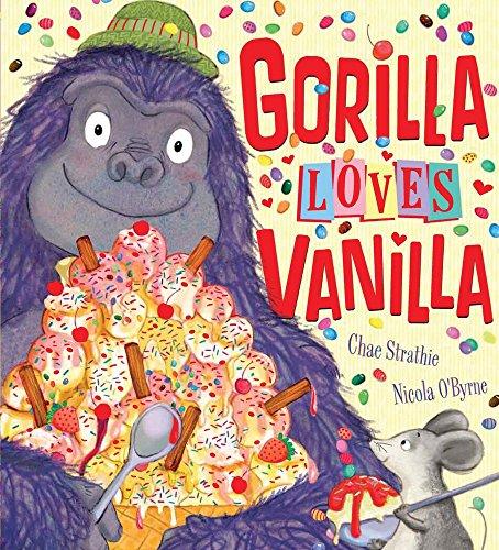 Love Ice Cream (Gorilla Loves Vanilla)