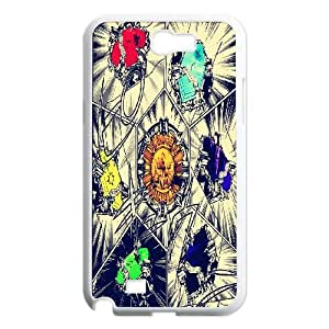 DIY Stylish Printing Vongola HITMAN REBORN! Cover Custom Case For Samsung Galaxy Note 2 N7100 MK1L502483