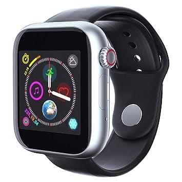 Smartwatches Z6 Reloj Inteligente con Tarjeta SIM TF Cámara ...
