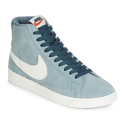 Nike W Blazer Mid Vintage Suede, Scarpe da Basket Donna ...