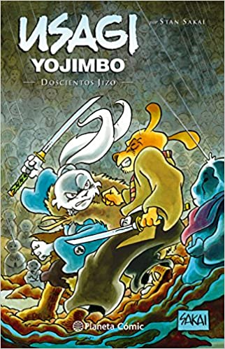 Usagi Yojimbo nº 29: Doscientos Jizo Independientes USA ...