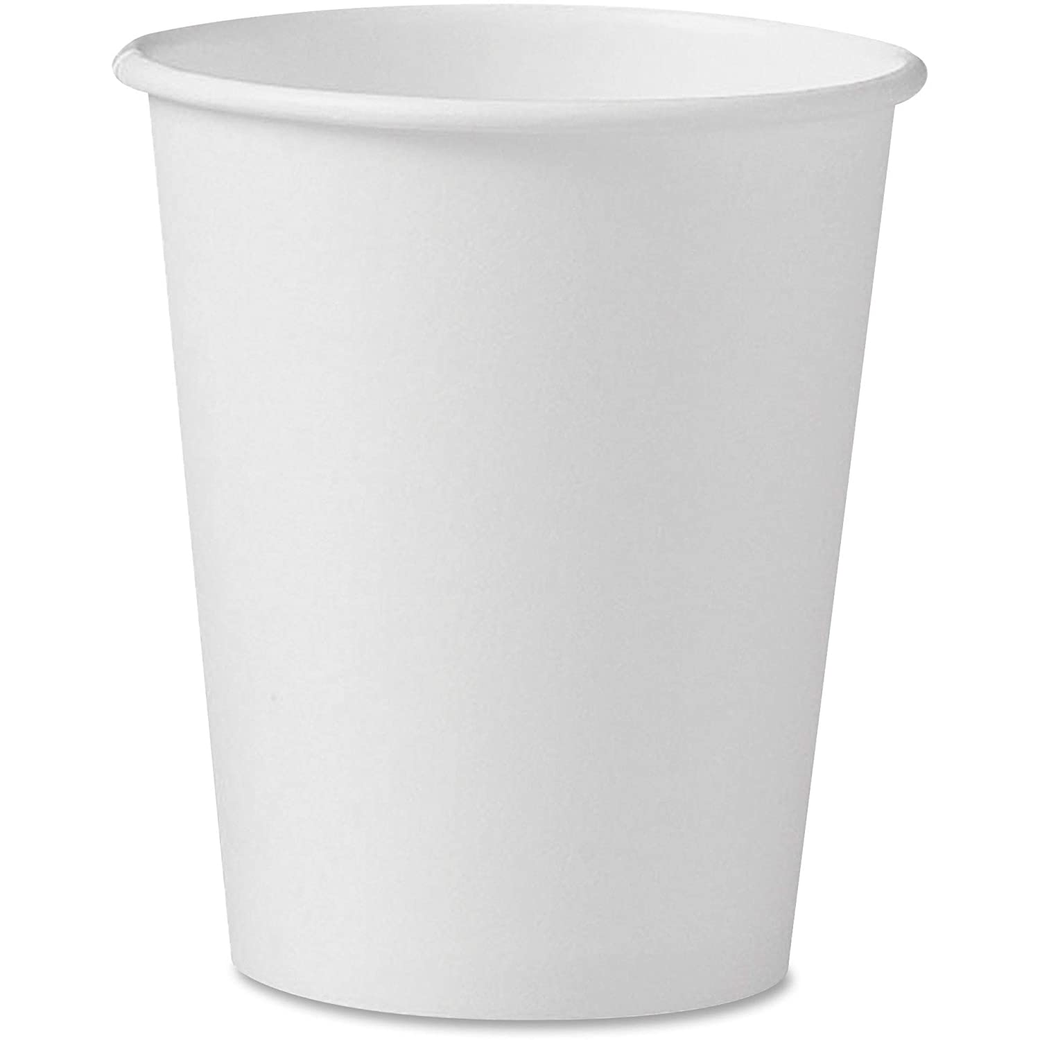 Solo 370W-2050 10 oz White SSP Paper Hot Cup (Case of 1000)