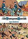 Les Tuniques bleues présentent, Tome 3 : Les indiens par Cauvin