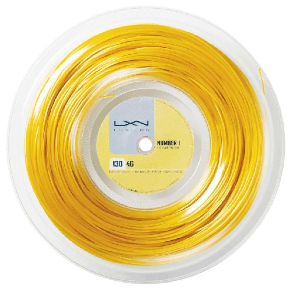 Wilson LUXILON 4G 130 Reel, Gold, 200m/16L-Gauge by Wilson