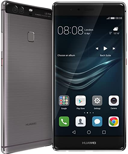 Huawei P9 Plus - Smartphone Libre Android (4G, Pantalla 5.5