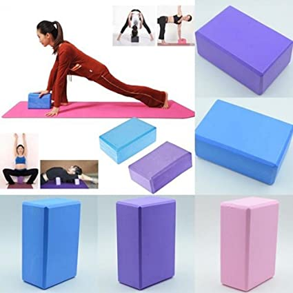 Amazon.com : Shhanghe Best Exercise Stretch Block Foaming ...