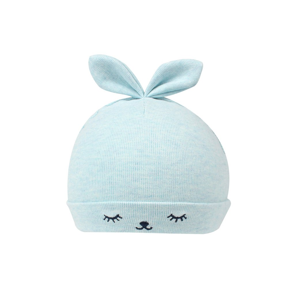 5ed5121ce4b Tots on Trend Newborn Hats For Girls Soft 100 % Organic Cotton Infant Baby  Beanie
