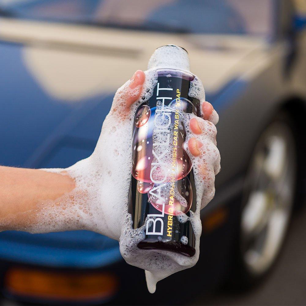 Chemical Guys CWS61964 Black Light Hybrid Radiant Finish Car Wash Soap (64 oz - 1/2 Gallon) by Chemical Guys (Image #9)