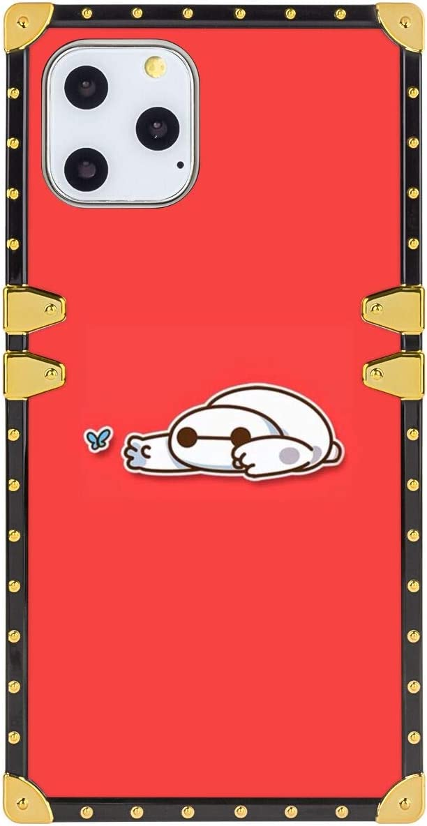 Baymax Red Wallpaper Case Cover Compatible Iphone 11 Pro Max 6 5inch Amazon Ca Cell Phones Accessories