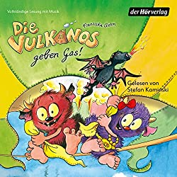 Die Vulkanos geben Gas! (Die Vulkanos 5)