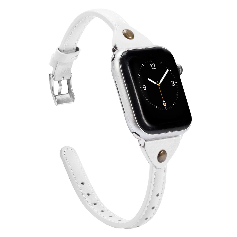 Malla Cuero para Apple Watch (42/44mm) WEARLIZER [7VPDNVDL]