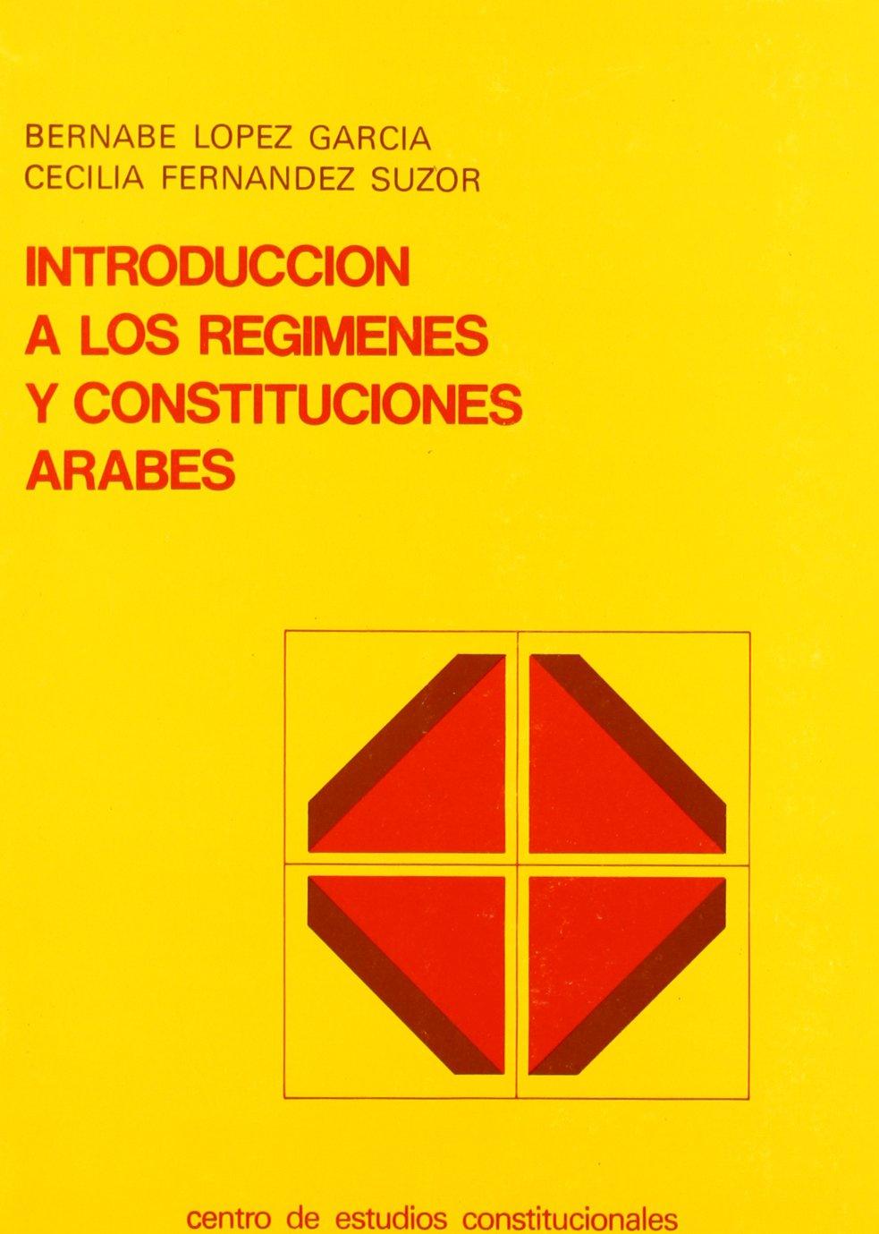 Introduccion a los regimenes y constituciones arabes: Amazon.es ...