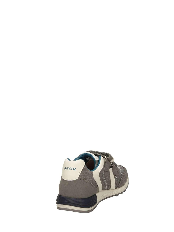 Geox J Alben Boy B Low-Top Sneakers