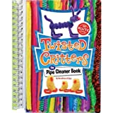 Twisted Critters: The Pipe Cleaner Book by Klutz