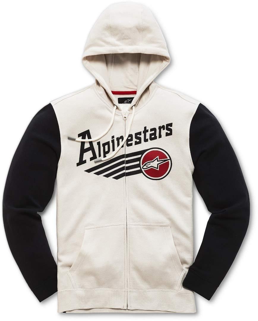 Alpinestar Chief Fleece Cremallera suéter Moderno Corte Motor Deporte inspiración, Hombre: Amazon.es: Deportes y aire libre