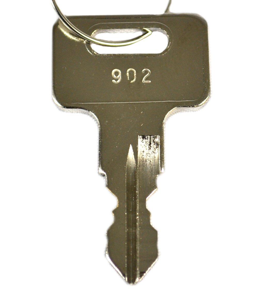 Pack of 4 Southco MF-97-902-41 Mobella Key MF-97-902-41x4