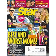 REPORT CARD: BEST & WORST MOMS ISSUE l Jennifer Lopez l Jessica Simpson l Katie Holmes l Mariah Carey & Nick Cannon - December 9, 2013 Star Magazine