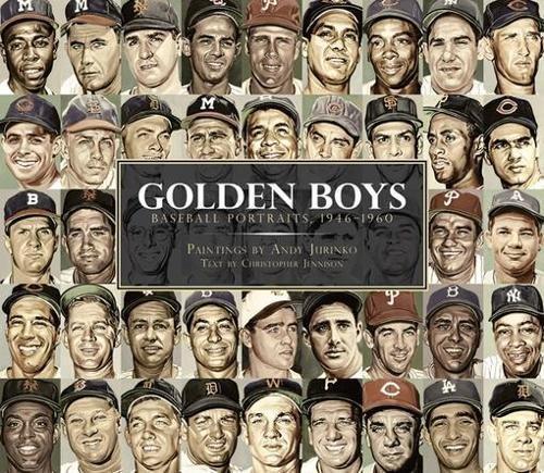 Superstars Baseball Card (Golden Boys: Baseball Portraits, 1946-1960)