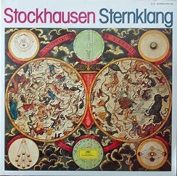 Karlheinz Stockhausen - Stockhausen: Sternklang- Park Music for 5 Groups -  Amazon.com Music