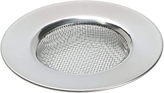 TALA STAINLESS STEEL SINK BATH PLUG HOLE STRAINER BASIN HAIR TRAP DRAINER COVER