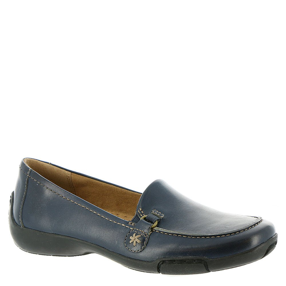 ARRAY Womens Addie Leather Closed Toe Loafers B074Y8469W 9.5 2A(N) US|Navy