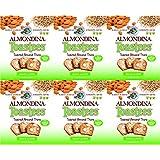 Almondina Toastees, 5.25 oz Package (Pack of 6) (Sesame Almond)