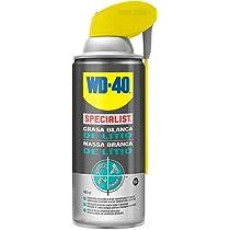 WD-40 Specialist - Grasa blanca de litio -Spray 400ml: Amazon.es: Industria, empresas y ciencia