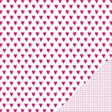 American Crafts 12 x 12 in. Paper Lucky Love (25 sheets)