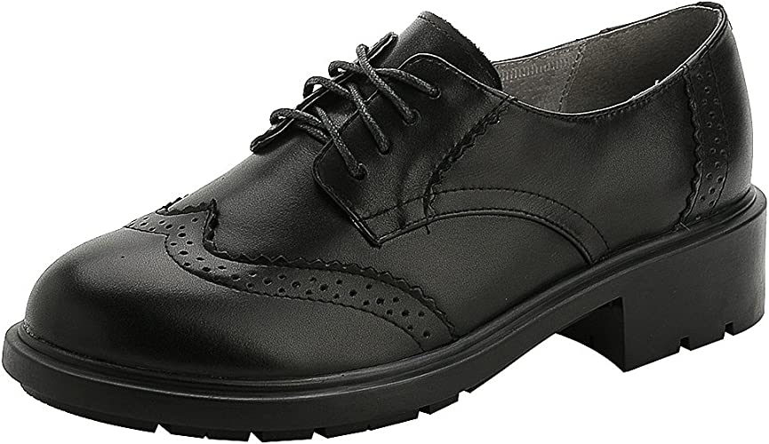 Hush Puppies Womens Tricia Perf Laceup Fashion Sneakers