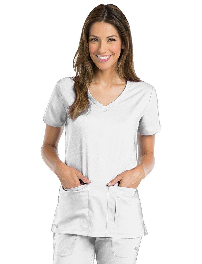 Grey's Anatomy SHIRT レディース B013IL3VO4 L|ホワイト ホワイト L