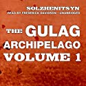 The Gulag Archipelago, Volume l: The Prison Industry and Perpetual Motion Audiobook by Aleksandr Solzhenitsyn Narrated by Frederick Davidson