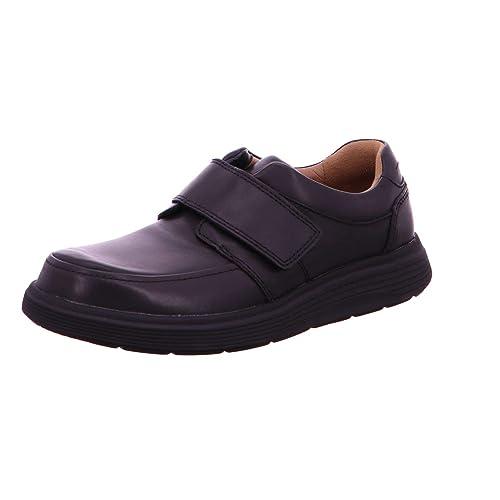 Clarks - Mocasines para Hombre, Color Negro, Talla 41 EU: Amazon.es: Zapatos y complementos