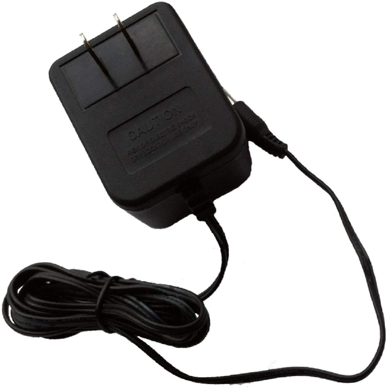 41-060-1200A 41-0601200A 410601200A Class 2 6VAC Power Supply Cord Cable PS Wall Home Battery Charger Mains PSU UpBright New 6V AC//AC Adapter Replacement for Model with 2-Prong Connector.