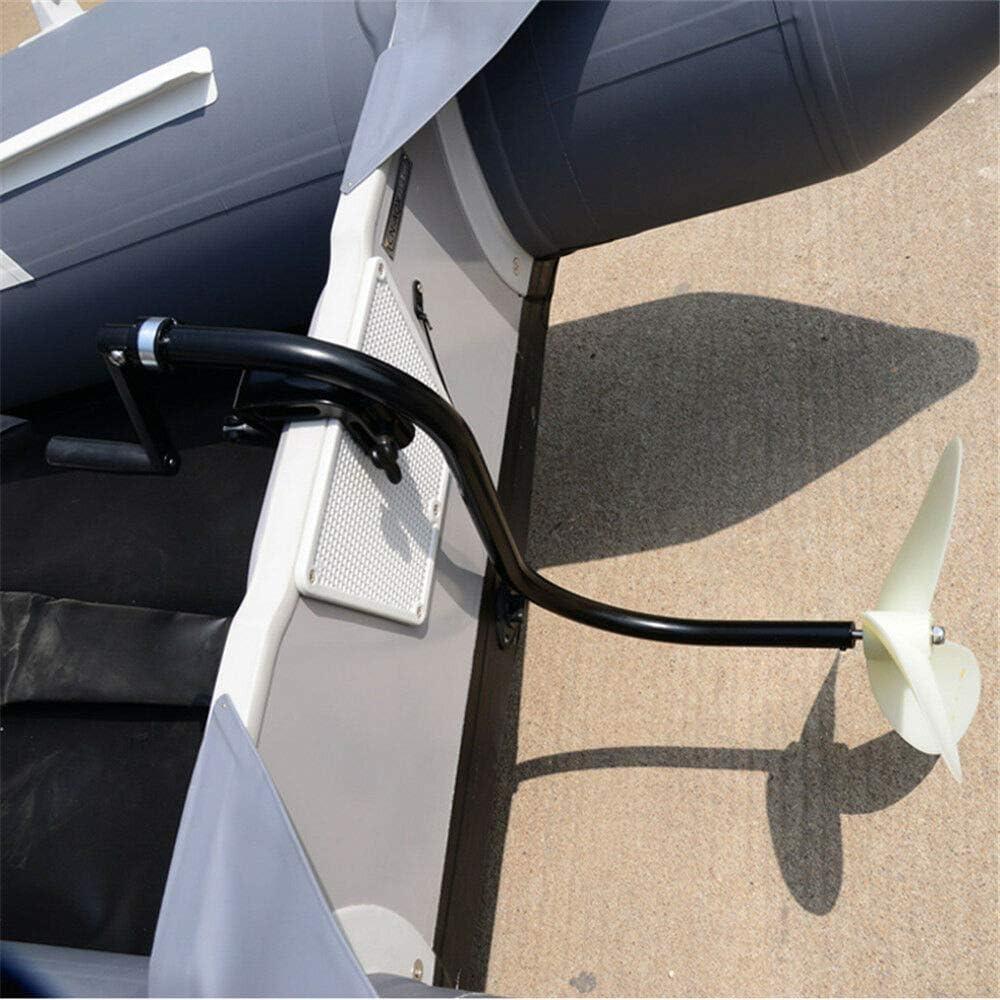 LianDu Boat Engine Propeller Hand Operated Boat Propeller Inflatable Boat Trolling Motor US Stock